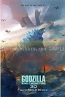 映画ポスター ゴジラ キングオブモンスターズ Godzilla King of the Monsters 61×90cm US版 hi7 [並行輸入品]