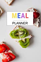 Meal Planner: Meal planner track and plan your meals weekly | Meal planner weekly menu planner with grocery list | Meal planner with magnetic markers