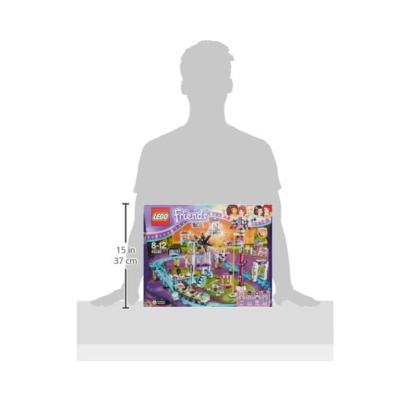 レゴ (LEGO) フレンズ 遊園地ジェットコ...の紹介画像7
