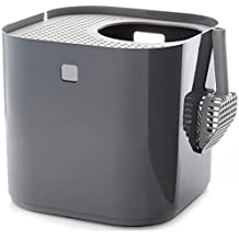 Modkat Litter Box Kit Includes Scoop and Reusable Liner