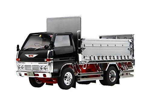 フジミ はたらくトラック 2 1/32 日野レンジャー 房総車体 アルミブロック造りボディ 積載物キット付