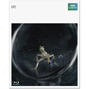BBC EARTH ライフ ブルーレイ・デラックスBOX [episode1-10]5枚組 [Blu-ray]