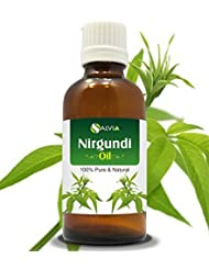 NIRGUNDI OIL 100% NATURAL PURE UNDILUTED UNCUT ESSENTIAL OIL 30ml by SALVIA