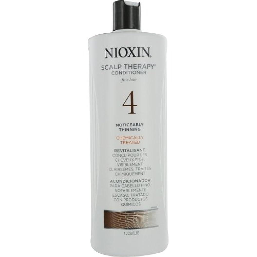 倫理的ラショナルつかまえるナイオキシン Density System 4 Scalp Therapy Conditioner (Colored Hair, Progressed Thinning, Color Safe) 1000ml/33.8oz...