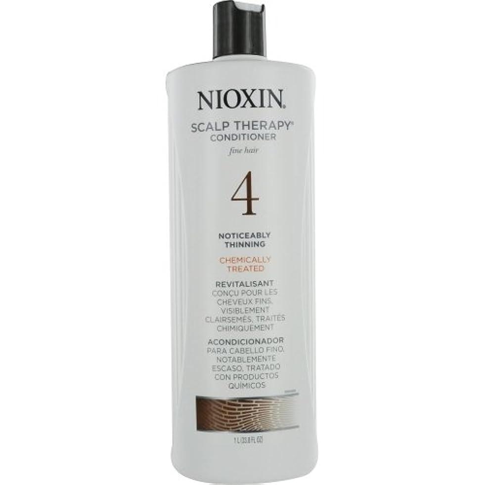 漏斗十二活発ナイオキシン Density System 4 Scalp Therapy Conditioner (Colored Hair, Progressed Thinning, Color Safe) 1000ml/33.8oz...