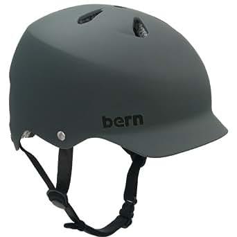 Bern(バーン) WATTS Matte Grey XXL:60.5-62