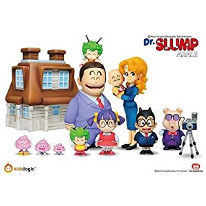 Kids Logic(キッズ ロジック) Dr.スランプ フィギュアセット