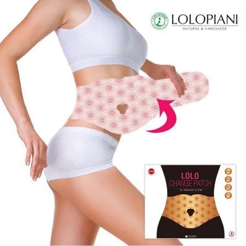 から自殺天皇[LOLO CHANGE] ロロチェンジダイエットパッチ1BOX=7枚/腹部脂肪分解セルライトの減少効果