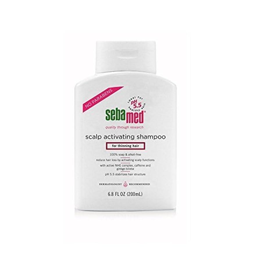 十億凝視多分Sebamed Scalp Activating Shampoo for Thinning Hair, 6.8 fl. oz. [並行輸入品]