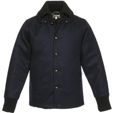 Yarmo Donkey Coat: Navy