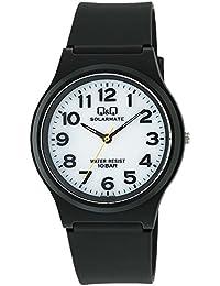 [シチズン キューアンドキュー]CITIZEN Q&Q 【Amazon.co.jp限定】 ソーラー腕時計 10気圧防水 ホワイト H036-001