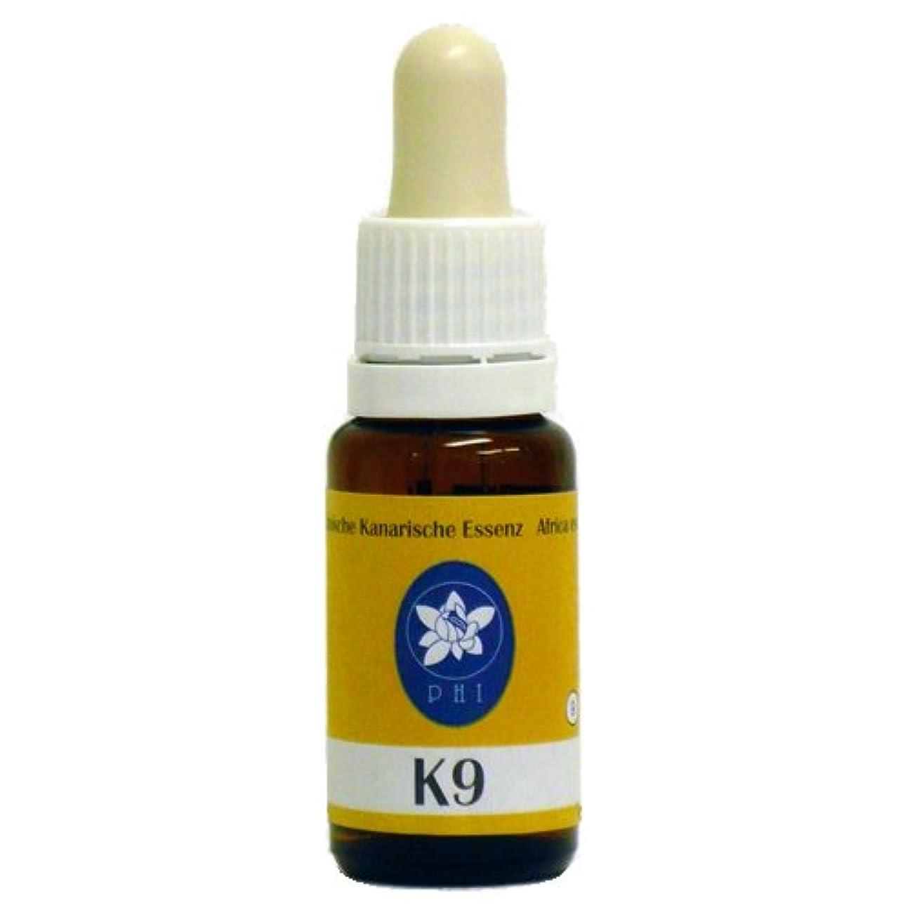 事務所健全皮コルテPHI K9 15ml アフリカン&カナリーアイランドエッセンス 日本国内正規品