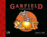 Garfield Gesamtausgabe 20: 2016 bis 2018