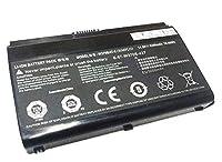 ノートパソコンのバッテリー CLEVO W350ET W350ETQ W350ST W370ET W370SK W370BAT-8 6-87-W37SS-4271 14.8V 5200mAh 新