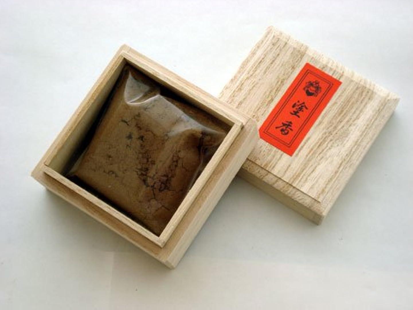ファイアル金曜日手数料特上塗香(とくじょうずこう) 桐箱入り 【松栄堂】