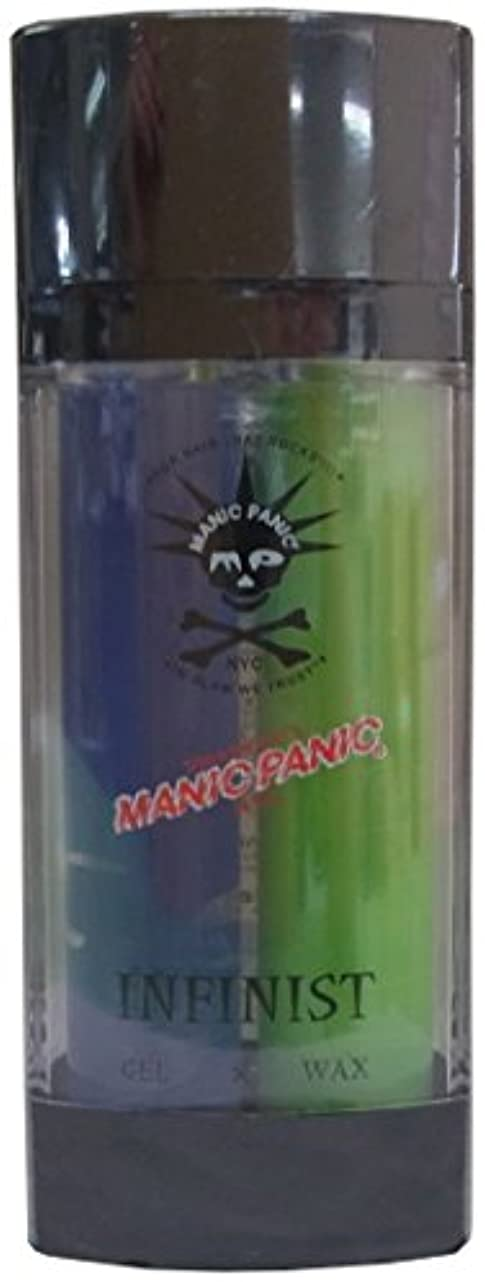 影のあるイベント名誉あるマニックパニック インフィニスト ジェル×ワックス<ヘアスタイリング>