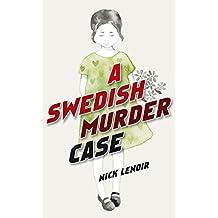 A Swedish Murder Case (English Edition)