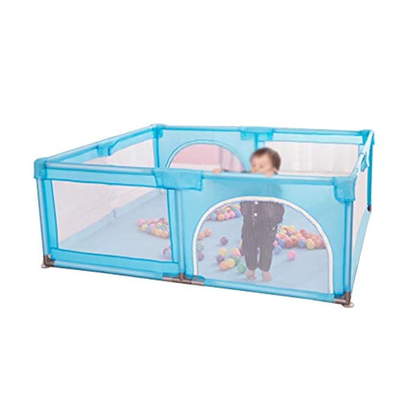 屋内屋外遊び場折りたたみ軽量オックスフォード布赤ちゃんの安全ゲームPlaypen
