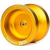 Gold DV888 Metal Responsive Yo Yo From The YoYo Factory by Unknown