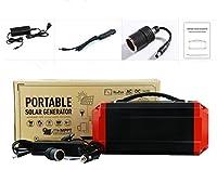 ポータブル電源 大容量73000mAh/270Wh 家庭用蓄電池 USBx4/DC/AC出力対応(5V/12V/19V/115V) 正弦波 日本語取扱説明書 携帯便利 家庭用/キャンプ/緊急/災害時バックアップ用予備電源