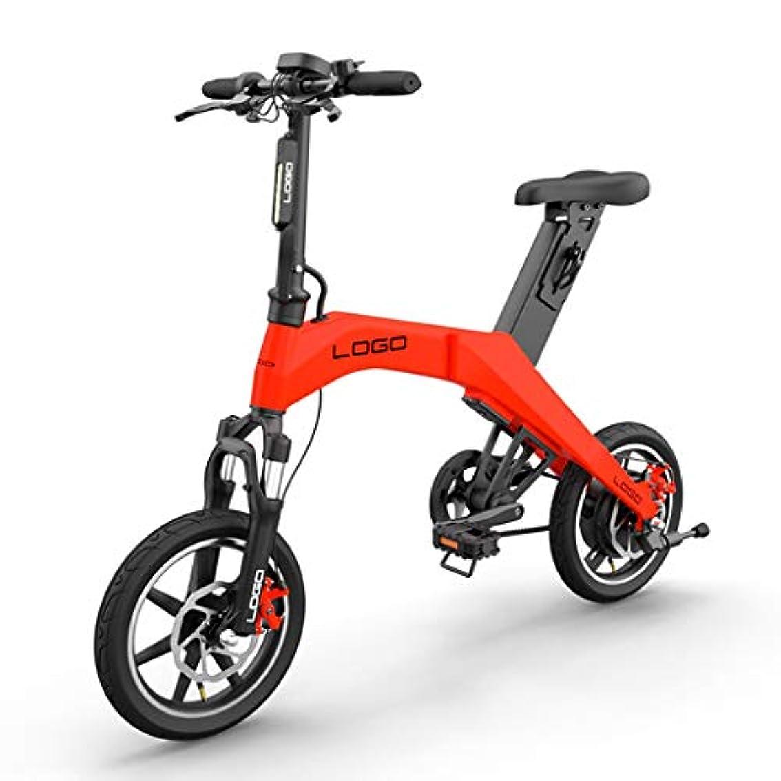 ラベル滑り台証明する350Wモーター/ 36V 6.6AHリチウム電池、LCD液晶機器と14インチのスマート電動自転車、軽量合金鋼フレーム電動自転車、