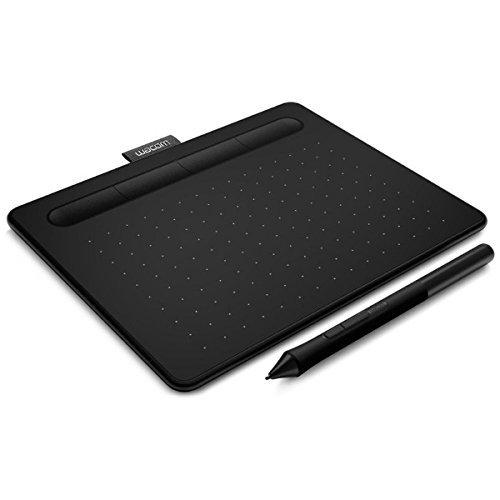 WACOM ペンタブレット (ブラック)Wacom Intuos Smallベーシック CTL-4100/K0