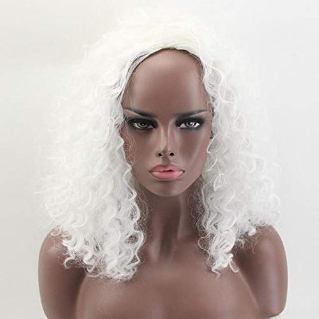 抹消ダイヤル聖人女性のための色のかつら、ポニーテールのロリータカーリーコスプレウィッグ、高密度温度合成ウィッグコスプレヘアウィッグ、耐熱繊維ヘアウィッグ