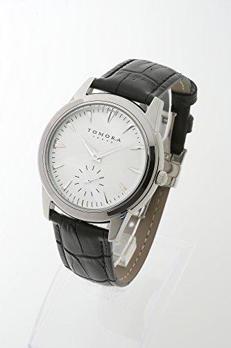 [トモラ トウキョウ]TOMORA TOKYO 腕時計 ブラック T-1602-SSWH 【正規品】 新品