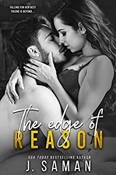 The Edge of Reason (The Edge Series Book 3) by [Saman, J.]