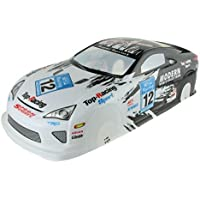 Coolplay 1/10 PVC On Road Drift Car Body Shell RC Racing Accessories Lexus LF-A 【You&Me】 [並行輸入品]
