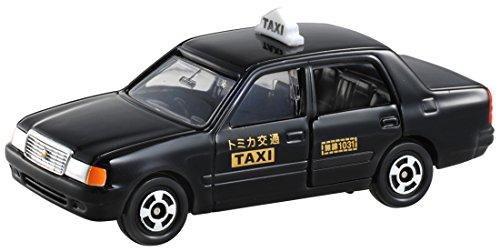 トミカ №051 トヨタ クラウン コンフォート タクシー (箱)