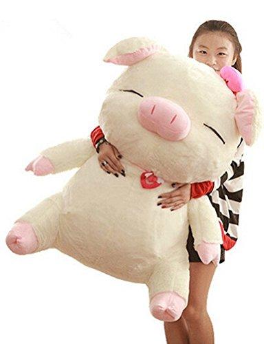 (ヒロイン)Mheroine 豚 ブタ ぬいぐるみ 抱き枕 添い寝まくら ねむねむ クッション イベント お誕生日プレゼント クリスマス プレゼント ギフト おもちゃ 卒業祝い ふわふわ 彼女 贈り物