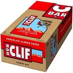 CLIF BAR クリフバーチョコレートアーモンドファッジ×12個