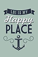 Long Beach Island、New Jersey–LBI is my happy place ( # 1) 24 x 36 Signed Art Print LANT-51785-710