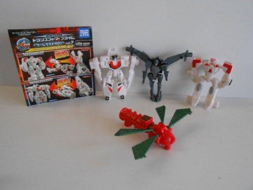 トランスフォーマープライム アームズマイクロン 3 全4種 2全4種 1 オートボット ラチェットスパナ 2 オー
