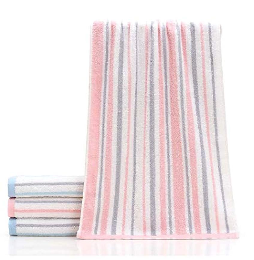 論争の的びん満員スーパーソフトコットンタオルバスタオルファストドライタオル,Pink,34*74cm