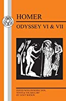 Homer: Odyssey Vi and Vii (Greek Texts)
