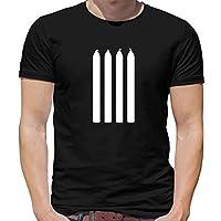 Four Candles - Mens T-Shirt - 10 Colours