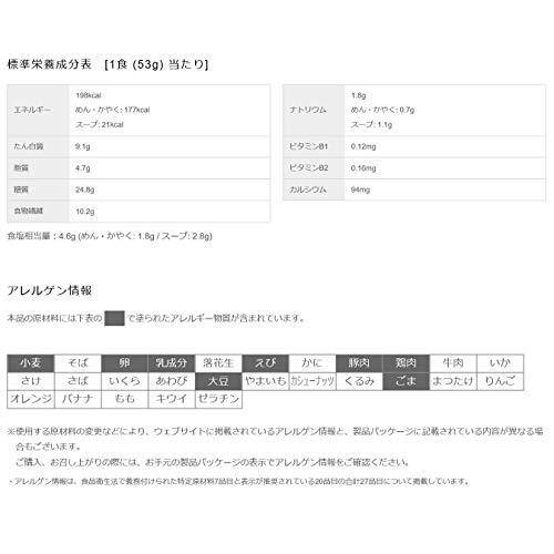 カップヌードル ライト カップ 53g