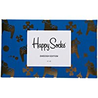 (ハッピーソックス) HAPPY SOCKS SWEDISH EDITION GIFT BOX 3-PACK ソックス