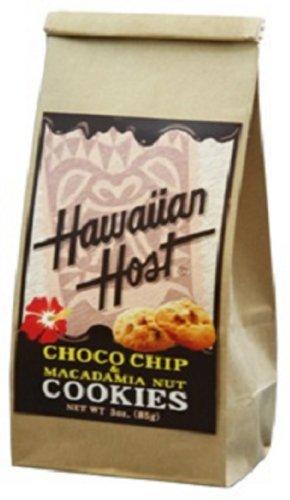 ハワイアンホース ハンドメイド チョコチップ マカデミアナッツクッキーBag 85g
