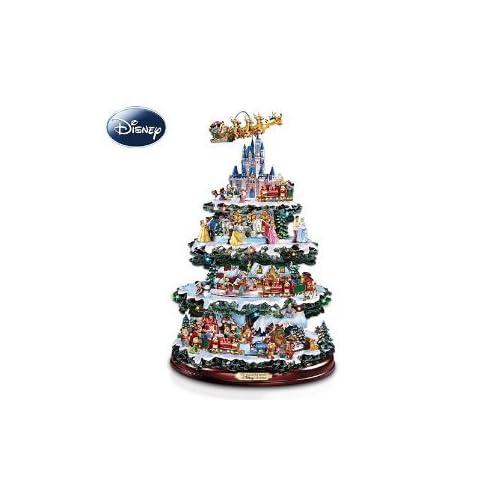 【日本未発売】ワンダフルワールド オブ ディズニー クリスマスツリー