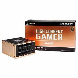 【HCG850 EXTREME】80PLUS GOLD認証取得 高効率ハイエンド電源ユニット