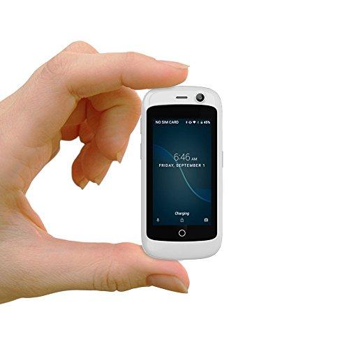 Unihertz Jelly Pro, 世界最小の4Gスマホ...
