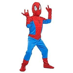 マーベル スパイダーマン キッズコスチューム 男の子 100cm-120cm