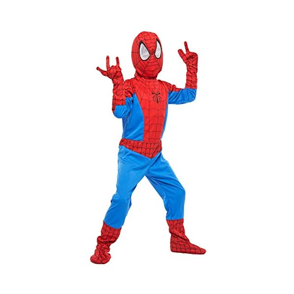 マーベル スパイダーマン キッズコスチューム 男...の商品画像