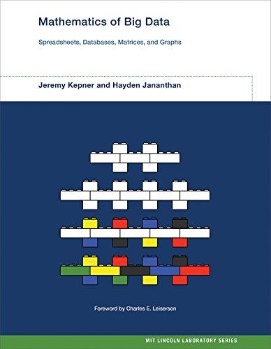 [画像:Mathematics of Big Data: Spreadsheets, Databases, Matrices, and Graphs (MIT Lincoln Laboratory Series)]