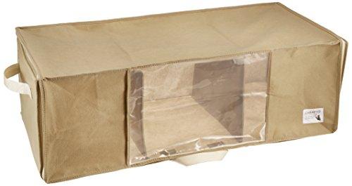 東和産業 収納袋 出し入れ簡単 がばっと Lサイズ 70×32×24cm