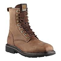 """(アリアト) Ariat メンズ シューズ・靴 レインシューズ・長靴 Cascade 8"""" Wide Square Steel Toe Boot [並行輸入品]"""