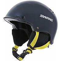 SWANS(スワンズ) 子供用 2サイズ スキー スノーボード へルメット フリーライドモデル H-46R